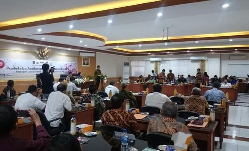 Jelang Pilkada 2018, KPU Sulut Gelar Pembekalan, KPK Ingatkan Paslon Tidak Money Politik