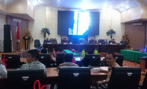 DPRD Manado Terima II Kunjungan Sekaligus