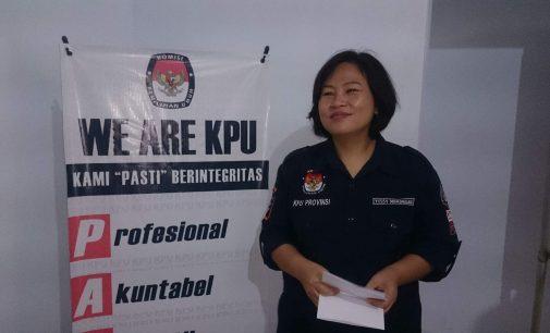 KPU Sulut Ingatkan Parpol Tidak Daftarkan Caleg dihari-hari Akhir