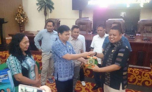 DPRD Manado Terima Kunker DPRD Pangkajene dan Kepulauan