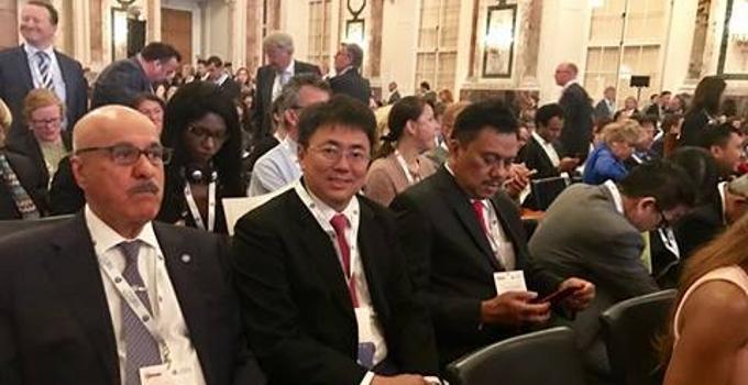 Ketua DPRD Sulut Andrei Angouw bersama Gubernur Olly Dondokambey