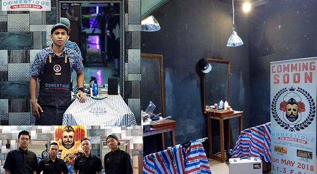 Domestique Barbershop