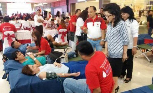 Wartawan Pos DPRD Sulut Gelar Donor Darah 14 Mei, James Karinda Apresiasi