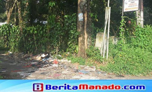 BERITA FOTO: Jalan Lorong pun Jadi TPA Sampah