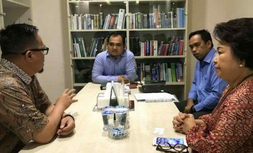 Terkait Pinjaman 200 M, Pimpinan DPRD Manado Sambangi PT SMI, Berikut Hasil Konsultasinya