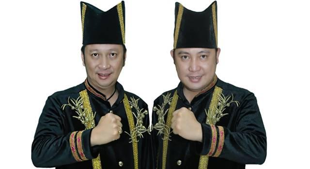 Ivan Sarundajang dan Careig Runtu