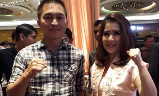 Pilih PSI, Ketua Karang Taruna Ini Siap Beratarung di Pilcaleg Minahasa