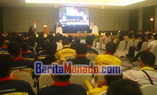 ADVETORIAL: Debat Publik Kedua Pilkada Minahasa Berjalan Lancar