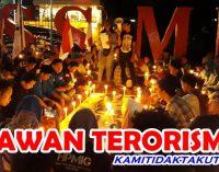 GMNI: Mari Bersatu Lawan Terorisme