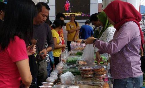 Pasar Takjil Ramadhan itCenter Kembali Hadir