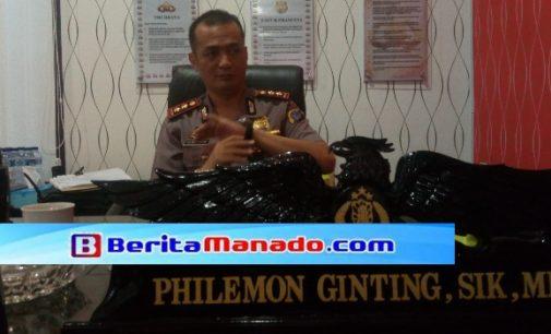 Rusuh di Mako Brimob, Polres Bitung Tingkatkan Pengamanan