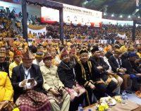 Di Rakernas Riau Hanura Pertegas Dukung Jokowi Dua Periode