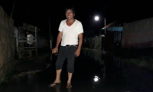 Puluhan Rumah Terendam Banjir di Remboken
