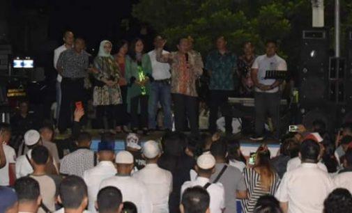 Ini Tanggapan Wali Kota Bitung Soal Teror Bom di Surabaya