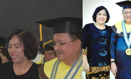 Wawali Bitung Resmi Sandang Master Management