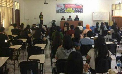Bekerja-sama dengan Briton English Education, BEM FISIP UNSRAT Selenggarakan TOEFL Workshop