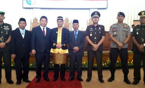 Wakili OLLY DONDOKAMBEY, Jemmy Kumendong Hadiri Perayaan HUT ke-11 Kabupaten Bolmut