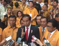 Hari Ini, Presiden JOKO WIDODO Buka Rakernas Hanura di Riau