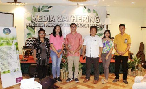 Mercure Manado Tateli Beach Resort Apresiasi Para Wartawan Lewat Media Gathering