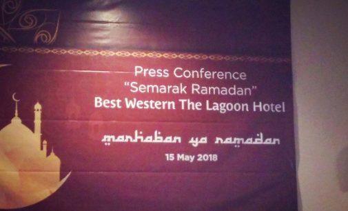 Best Western The Lagoon Hotel Siap Semarakkan Ramadan