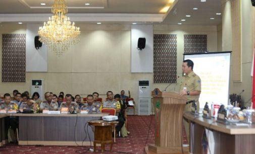 Dihadiri STEVEN KANDOUW, POLRI Dan BKPM Gelar Sosialisasi Perlindungan Serta Keamanan Berinvestasi