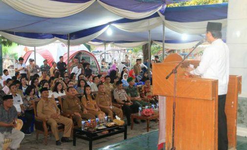 Gerakan Lawan Teroris, Jaga Toleransi Umat Beragama di Manado