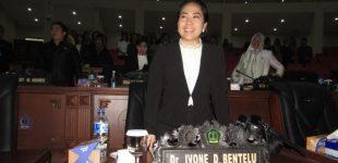 PDIP Segera Proses PAW IVONE BENTELU, KPU Menunggu Surat dari Pimpinan DPRD Sulut