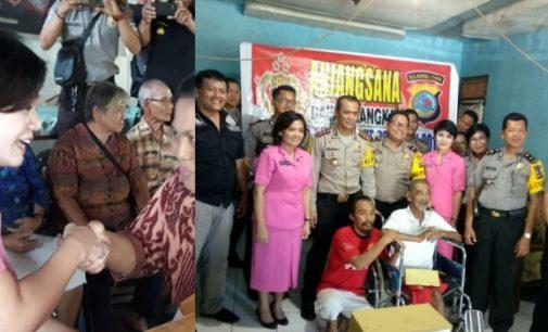 Jelang Hari Bhayangkara, Jajaran Polres Bitung Lakukan Ini