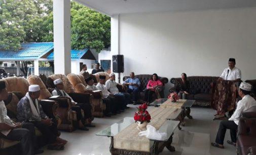 Wawali Buka Puasa Bersama dengan Imam Masjid se-Kota Bitung