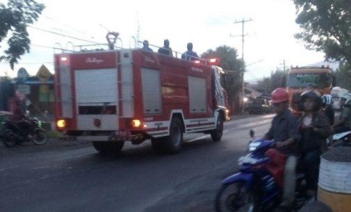 """Damkar Bitung """"Diserang"""" Hoax, Adri Supit Minta Warga Tak Main-main dengan Laporan Kebakaran"""