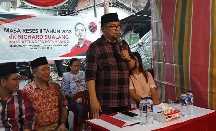 Reses II 2018, Richard Sualang