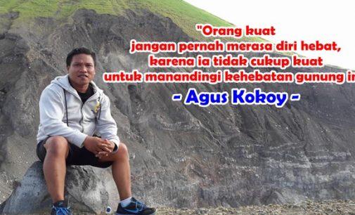 Mengagumi Kebesaran Tuhan Hingga ke Puncak Gunung Lokon