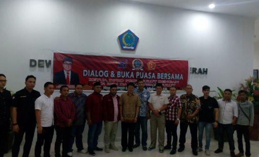 Ketua DPRD Sulut ANDREI ANGOUW Ucapkan Terima-kasih kepada Mereka Ini