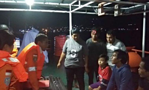 Kapal Mati Mesin, 4 Nelayan Bitung Terdampar di Biaro
