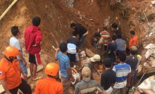 Pertambangan Rakyat di Bolmong Telan Korban Jiwa
