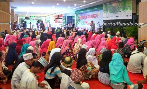Lippo Group Buka Puasa Bersama 1000 Anak Yatim di Manado