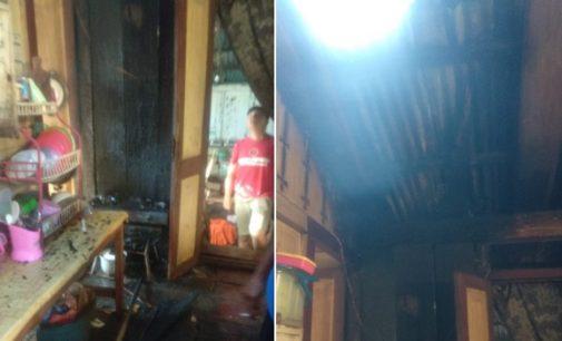 Damkar Minut Gagalkan Kebakaran Hebat di Treman
