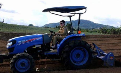 Serius Bangun Pertanian Minsel, Bupati TETTY PARUNTU Terima Ini Dari Kementerian Pertanian