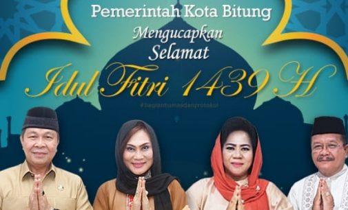 Perayaan Idul Fitri Momentum untuk Menjaga Persatuan dan Kesatuan Bangsa