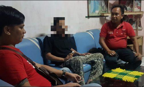 Diduga Lakukan KDRT Pada Istri, Pria Asal Kakaskasen Diamankan Polisi