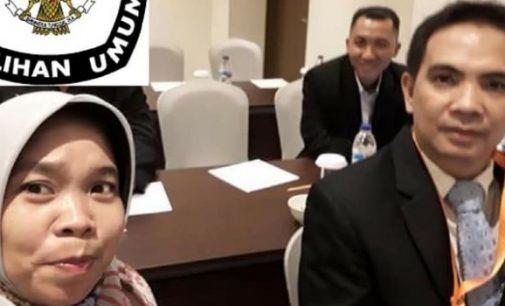 KPU RI Resmi Tetapkan Tiga Komisioner Bitung
