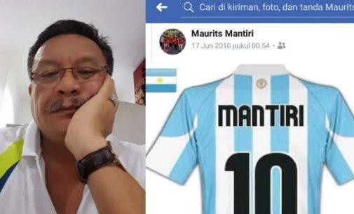 Argentina Ditahan Imbang Islandia, Wawali Bitung Katakan Ini
