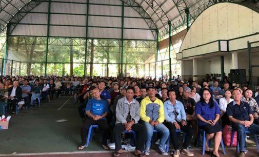 JULIUS PATADUNGAN Instruksikan Partai NasDem Minahasa Turut Kawal Suara IVAN-CAREIG