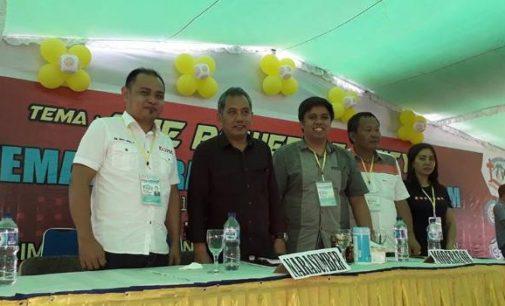 BOY TUMIWA Bekali Ribuan Pemuda Remaja KGPM dengan 4 Pilar Kebangsaan