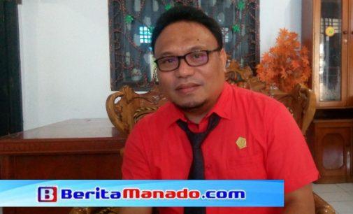 Soal THR Anggota DPRD, Ronny Boham Ingatkan Ini