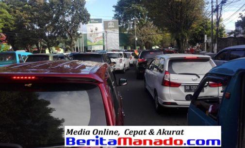 Kemacetan Di Manado Menggila, Ini Kata Warga