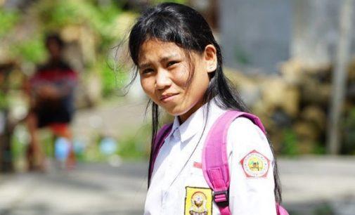 Wakili Sulut, Samantha Siap Bertarung Dalam Olimpiade Sains Nasional di Padang