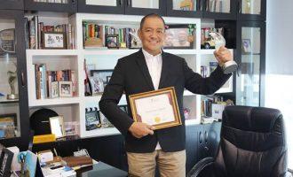 Paramount Land Raih Penghargaan 'The Reputable Township in Serpong' 2018