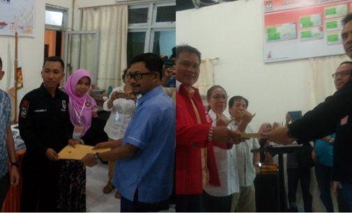 Berkas Sempat Dikembalikan, Pendaftaran Bacaleg PAN dan PKPI Dinyatakan Diterima KPU Bitung