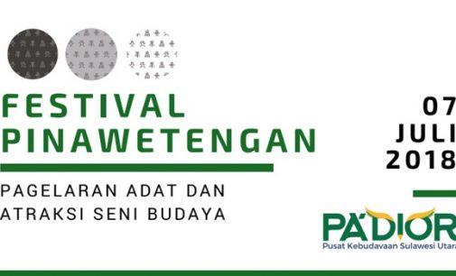 Festival Pinawetangan Usung Tema Kebhinekaan